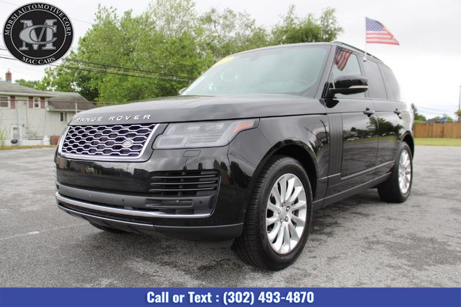 Used Land Rover Range Rover V6 Supercharged HSE SWB 2019 | Morsi Automotive Corp. New Castle, Delaware