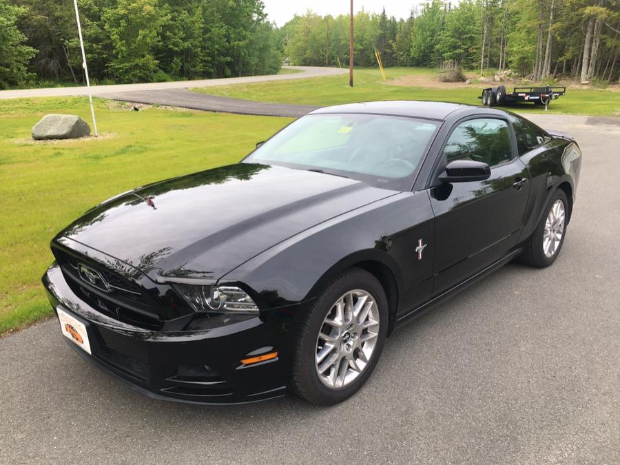 Used Ford Mustang 2dr Cpe V6 Premium 2013   Maine Central Motors. Pittsfield, Maine