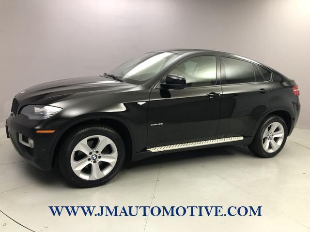 Used BMW X6 AWD 4dr xDrive35i 2013   J&M Automotive Sls&Svc LLC. Naugatuck, Connecticut