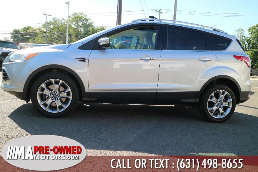 Used Ford Escape 4WD 4dr Titanium 2014 | M & A Motors. Huntington, New York