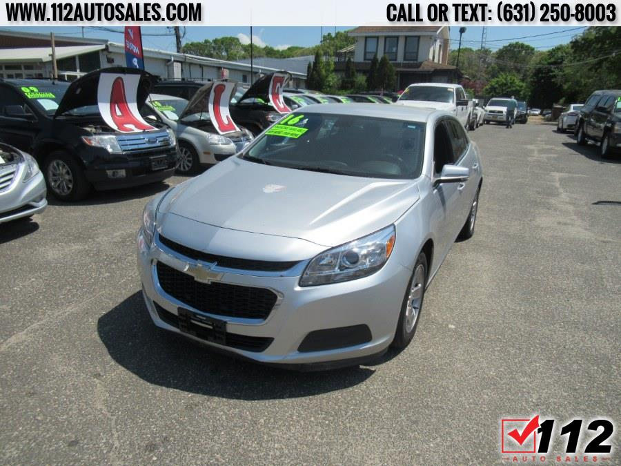 Used Chevrolet Malibu Limited 4dr Sdn LT 2016   112 Auto Sales. Patchogue, New York