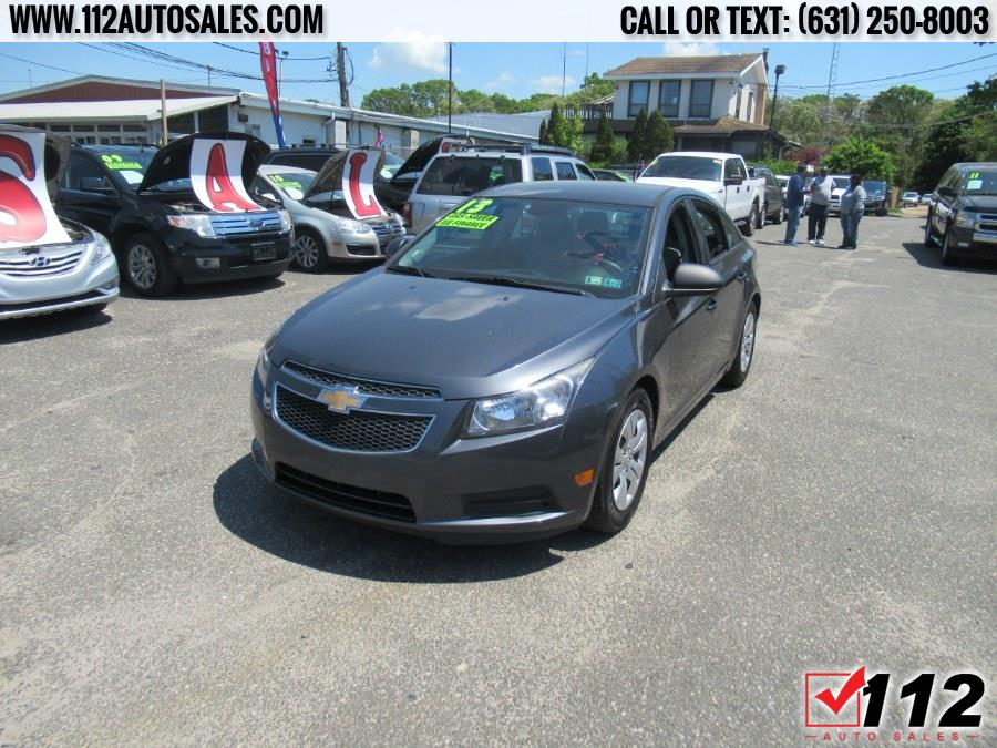 Used Chevrolet Cruze 4dr Sdn Auto LS 2013 | 112 Auto Sales. Patchogue, New York