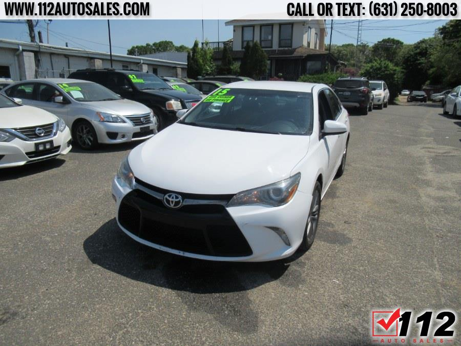 Used Toyota Camry 4dr Sdn I4 Auto SE (Natl) 2015 | 112 Auto Sales. Patchogue, New York