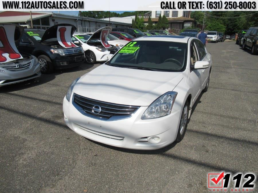 Used Nissan Altima 4dr Sdn I4 CVT 2.5 SL 2012   112 Auto Sales. Patchogue, New York