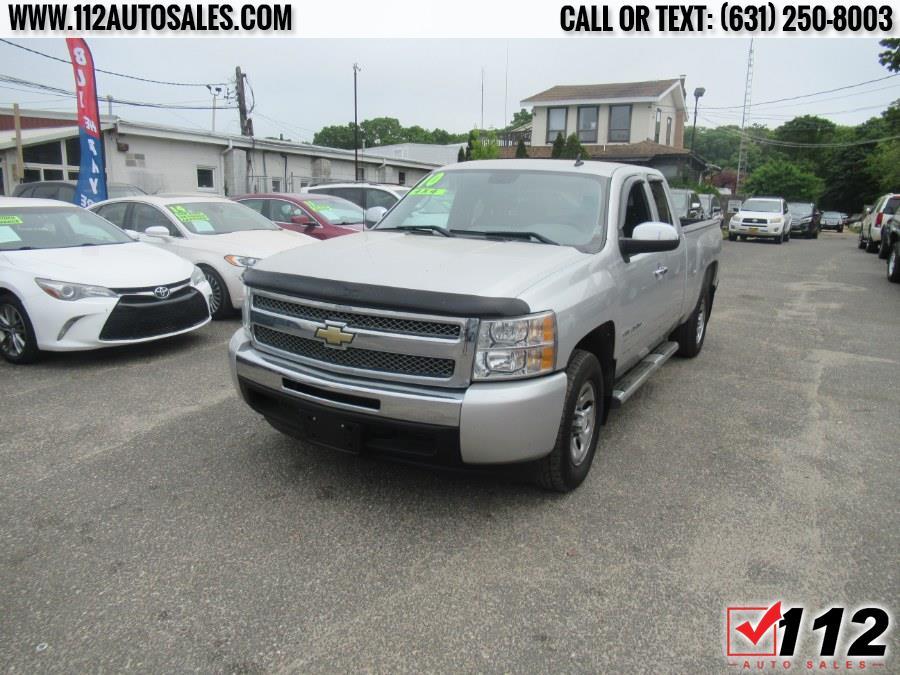 "Used Chevrolet Silverado 1500 4WD Ext Cab 143.5"" LS 2010 | 112 Auto Sales. Patchogue, New York"