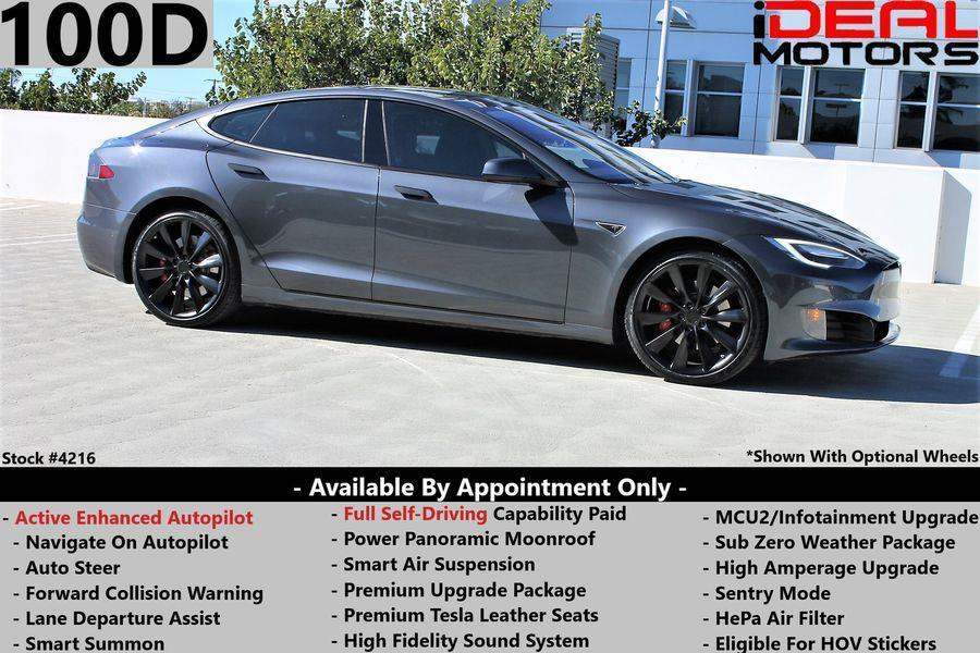 Used Tesla Model s 100D Sedan 4D 2018 | Ideal Motors. Costa Mesa, California