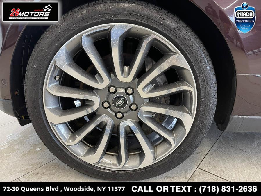 Used Land Rover Range Rover V6 Supercharged HSE SWB 2019   26 Motors Queens. Woodside, New York