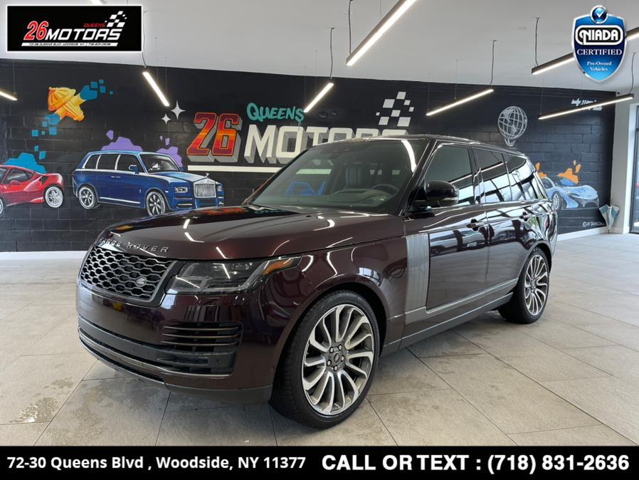 Used 2019 Land Rover Range Rover in Woodside, New York | 26 Motors Queens. Woodside, New York