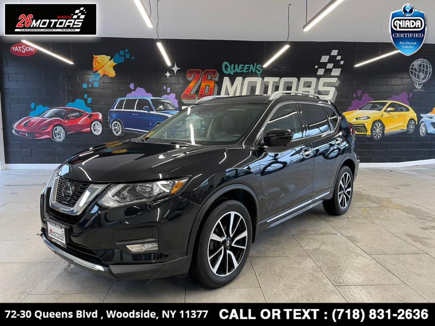 Used 2019 Nissan Rogue in Woodside, New York | 26 Motors Queens. Woodside, New York