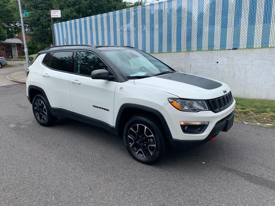 Used 2020 Jeep Compass in Jamaica, New York | Sylhet Motors Inc.. Jamaica, New York