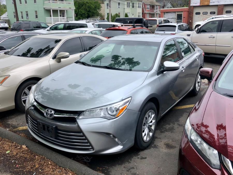 Used 2015 Toyota Camry in New Haven, Connecticut | Primetime Auto Sales and Repair. New Haven, Connecticut