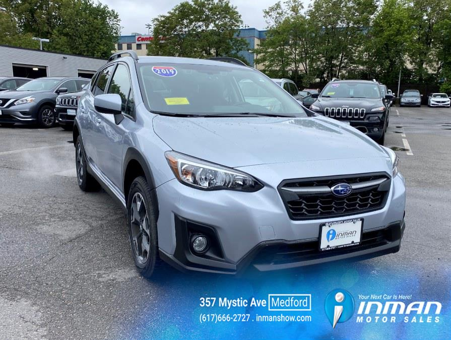 Used Subaru Crosstrek 2.0i Premium CVT 2019 | Inman Motors Sales. Medford, Massachusetts