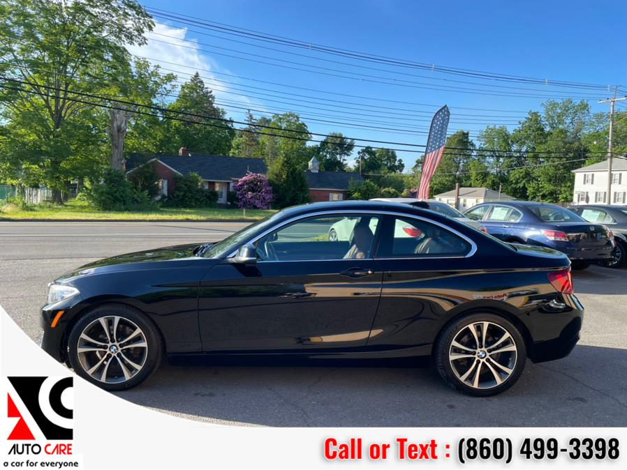 Used BMW 2 Series 2dr Cpe 228i xDrive AWD 2016 | Auto Care Motors. Vernon , Connecticut