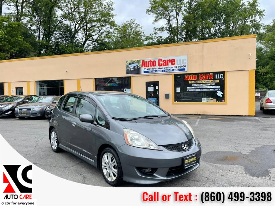 Used 2011 Honda Fit in Vernon , Connecticut | Auto Care Motors. Vernon , Connecticut