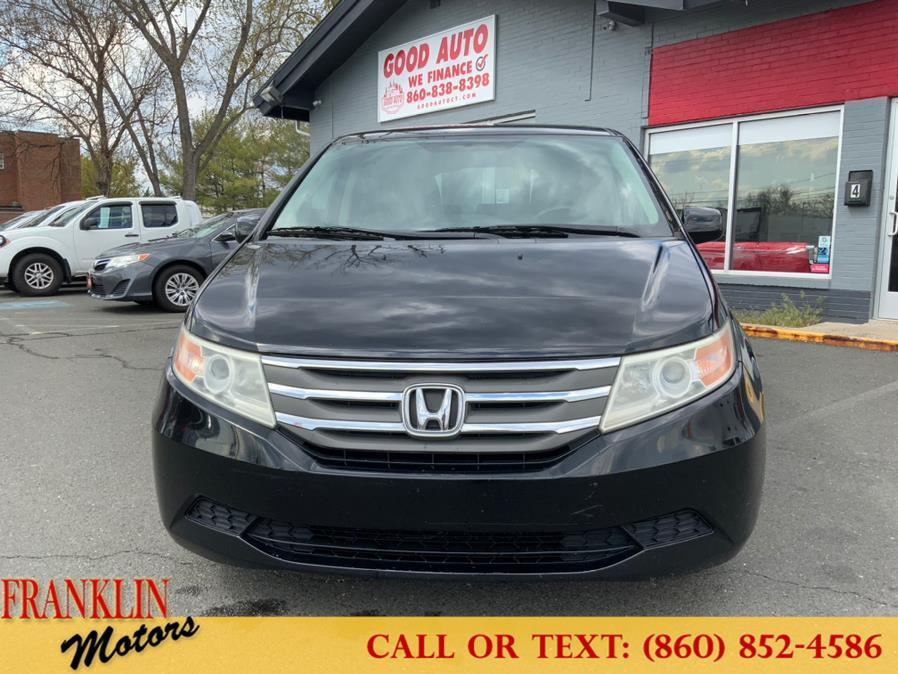 Used Honda Odyssey 5dr EX 2012   Franklin Motors Auto Sales LLC. Hartford, Connecticut