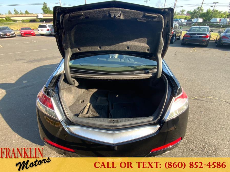 Used Acura TL 4dr Sdn SH-AWD 2011 | Franklin Motors Auto Sales LLC. Hartford, Connecticut