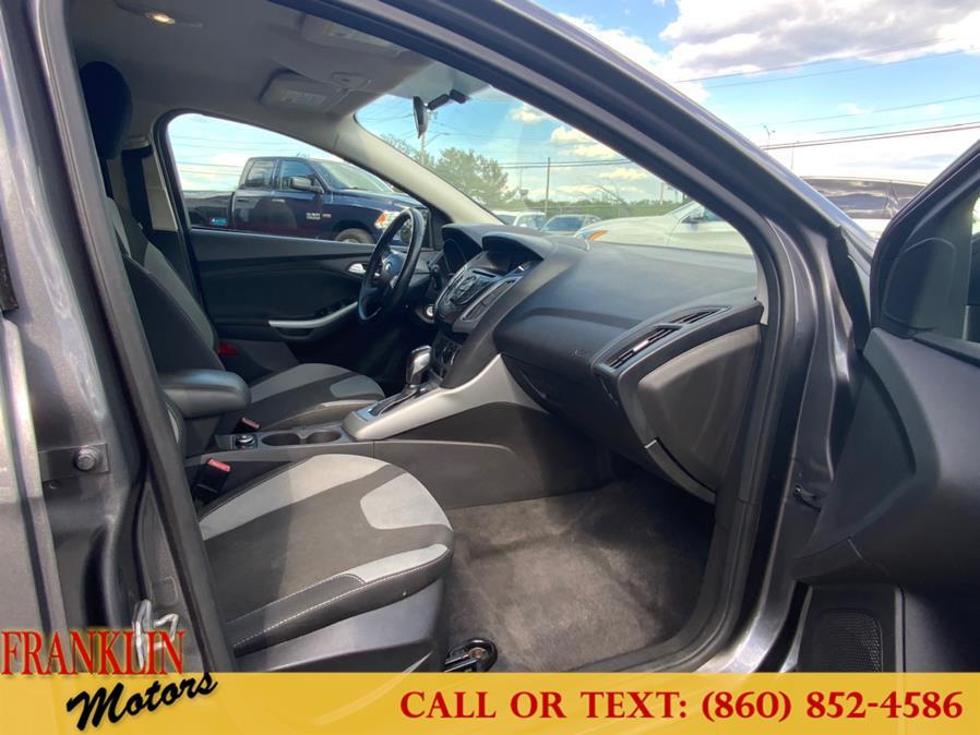 Used Ford Focus 5dr HB SE 2012 | Franklin Motors Auto Sales LLC. Hartford, Connecticut