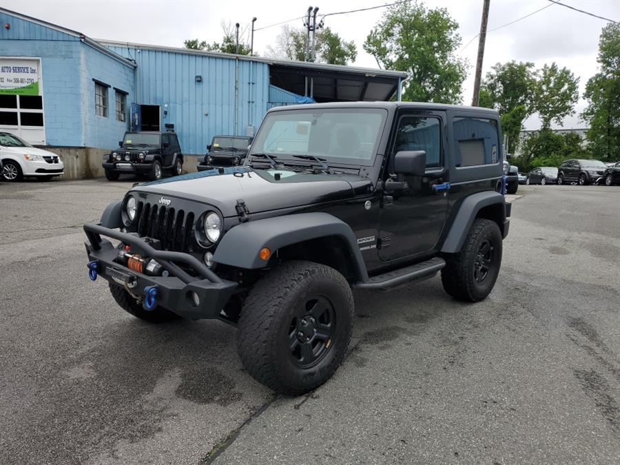 Used 2015 Jeep Wrangler in Ashland , Massachusetts | New Beginning Auto Service Inc . Ashland , Massachusetts