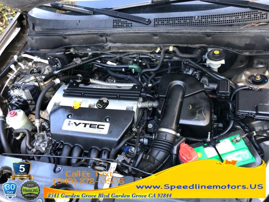 Used Honda CR-V 2WD LX AT 2005   Speedline Motors. Garden Grove, California