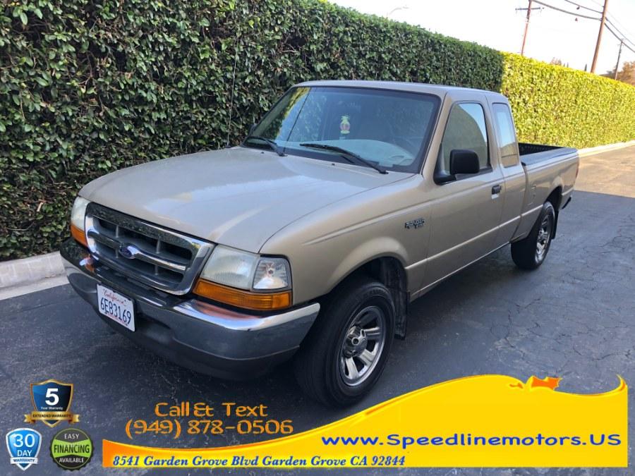 Used 2000 Ford Ranger in Garden Grove, California | Speedline Motors. Garden Grove, California
