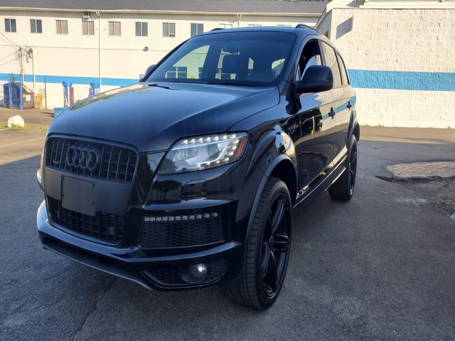 Used 2014 Audi Q7 in Brockton, Massachusetts | Capital Lease and Finance. Brockton, Massachusetts