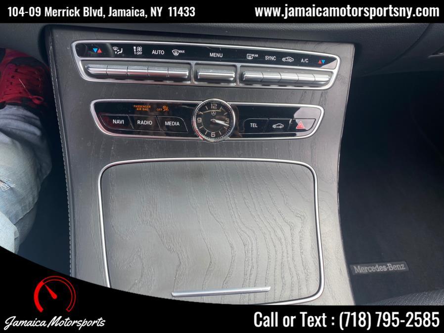 Used Mercedes-Benz E-Class E 300 4MATIC Sedan 2018 | Jamaica Motor Sports . Jamaica, New York