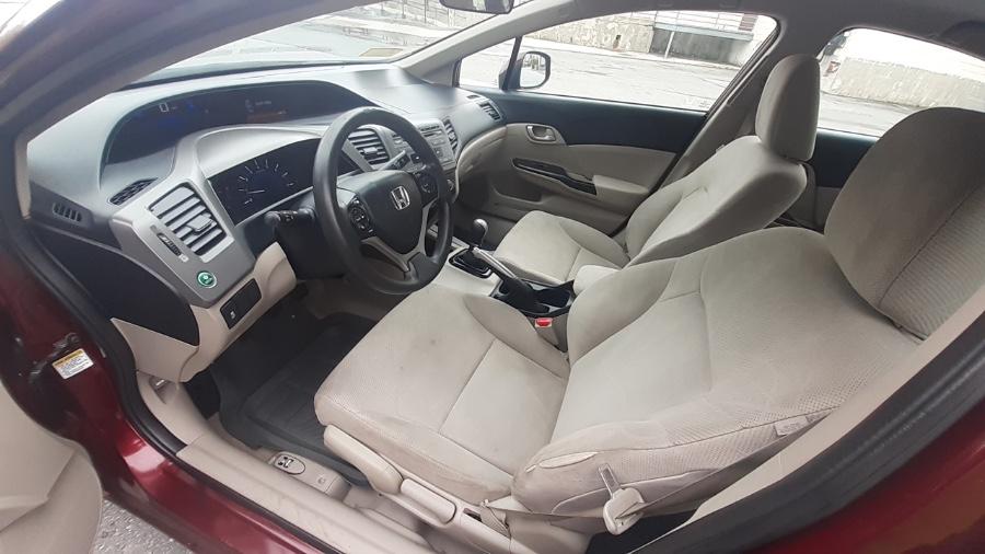 Used Honda Civic Sdn 4dr Man LX 2012 | Wonderland Auto. Revere, Massachusetts
