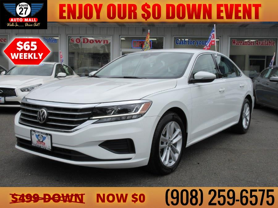 Used 2020 Volkswagen Passat in Linden, New Jersey | Route 27 Auto Mall. Linden, New Jersey