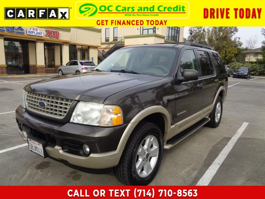 Used 2005 Ford Explorer in Garden Grove, California | OC Cars and Credit. Garden Grove, California
