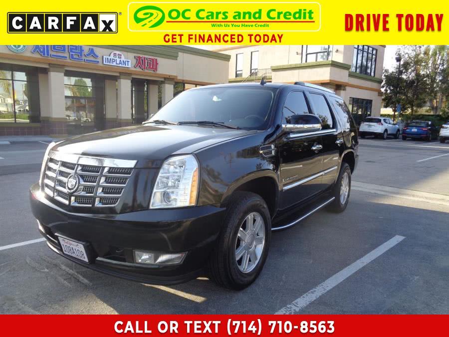 Used 2007 Cadillac Escalade in Garden Grove, California | OC Cars and Credit. Garden Grove, California