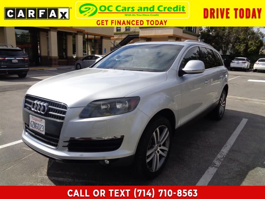 Used 2009 Audi Q7 in Garden Grove, California   OC Cars and Credit. Garden Grove, California