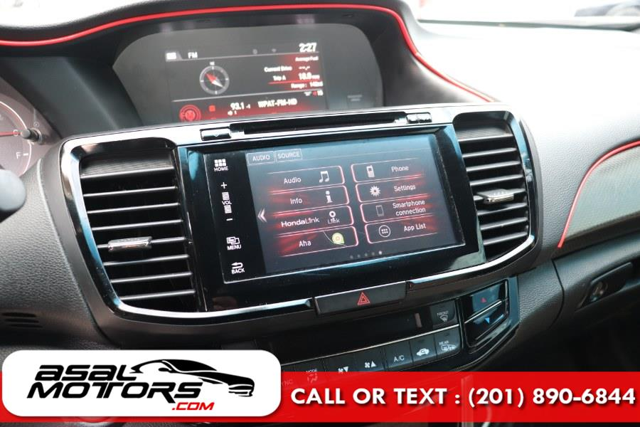 Used Honda Accord Coupe 2dr I4 CVT EX-L 2016   Asal Motors. East Rutherford, New Jersey