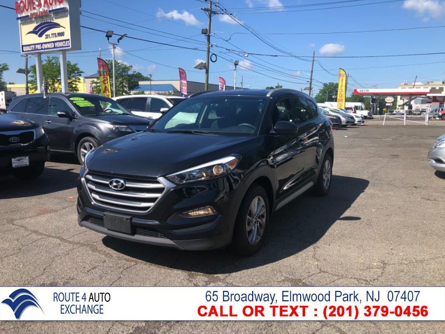 Used Hyundai Tucson SE AWD 2017 | Route 4 Auto Exchange. Elmwood Park, New Jersey