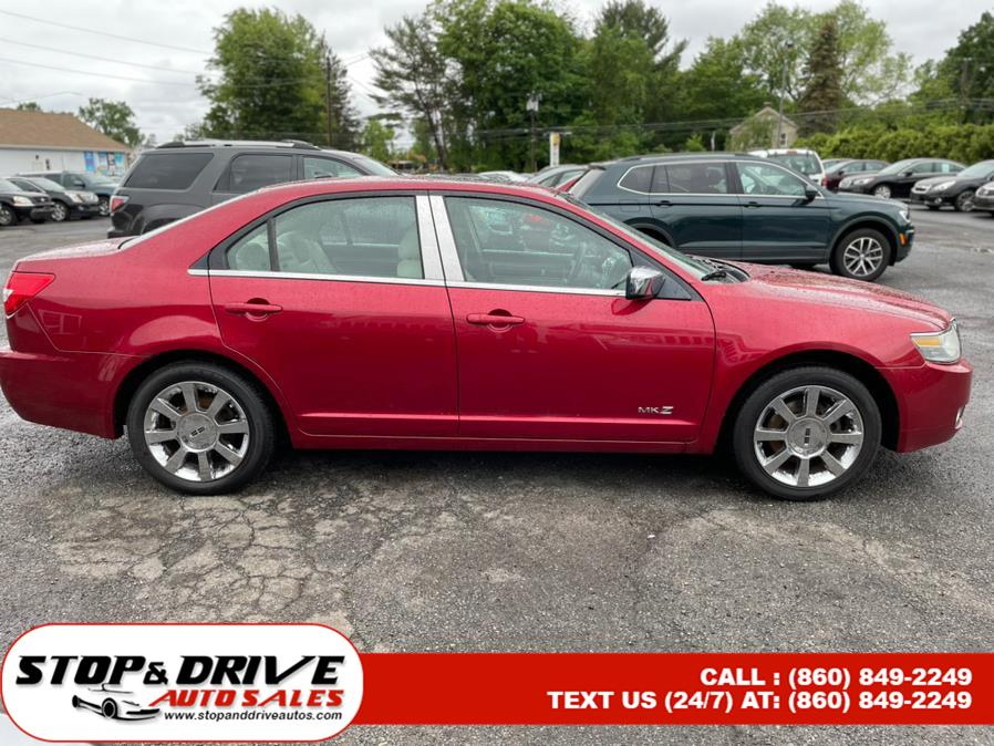 Used Lincoln MKZ 4dr Sdn AWD 2009 | Stop & Drive Auto Sales. East Windsor, Connecticut