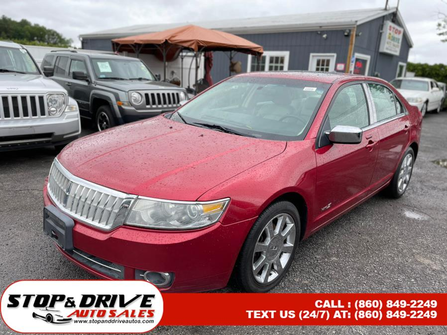 Used 2009 Lincoln MKZ in East Windsor, Connecticut | Stop & Drive Auto Sales. East Windsor, Connecticut