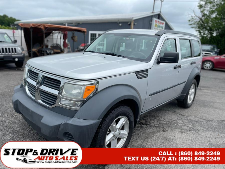 Used 2007 Dodge Nitro in East Windsor, Connecticut   Stop & Drive Auto Sales. East Windsor, Connecticut