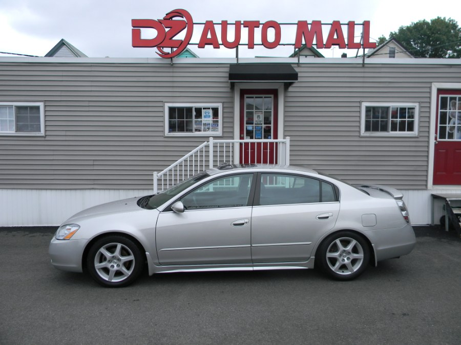 Used 2003 Nissan Altima in Paterson, New Jersey | DZ Automall. Paterson, New Jersey