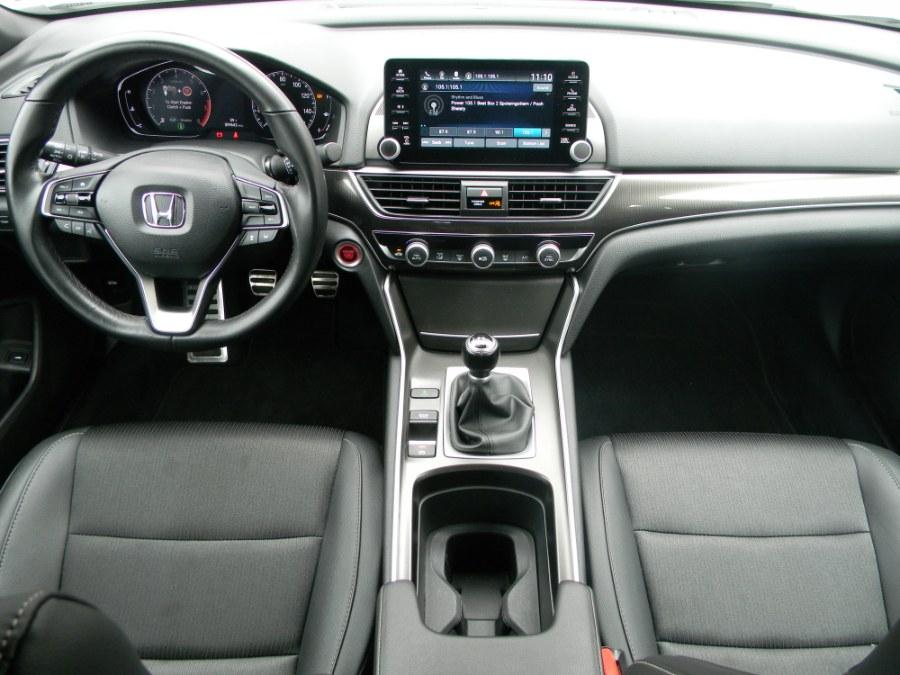 Used Honda Accord Sedan Sport 1.5T Manual 2019 | DZ Automall. Paterson, New Jersey