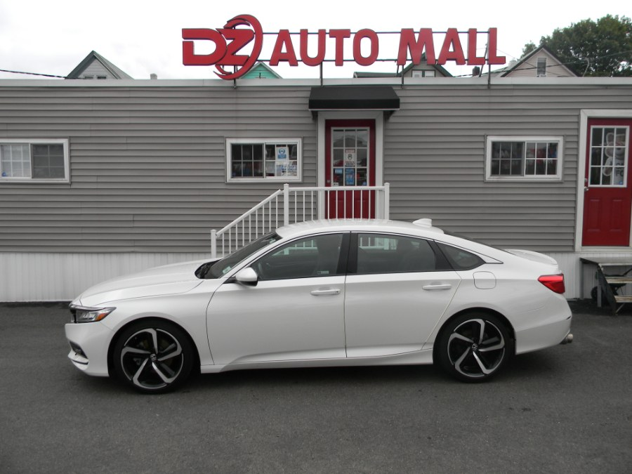 Used 2019 Honda Accord Sedan in Paterson, New Jersey | DZ Automall. Paterson, New Jersey