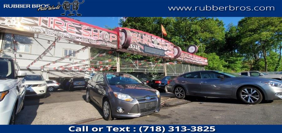 Used Ford Focus 4dr Sdn SE 2012 | Rubber Bros Auto World. Brooklyn, New York