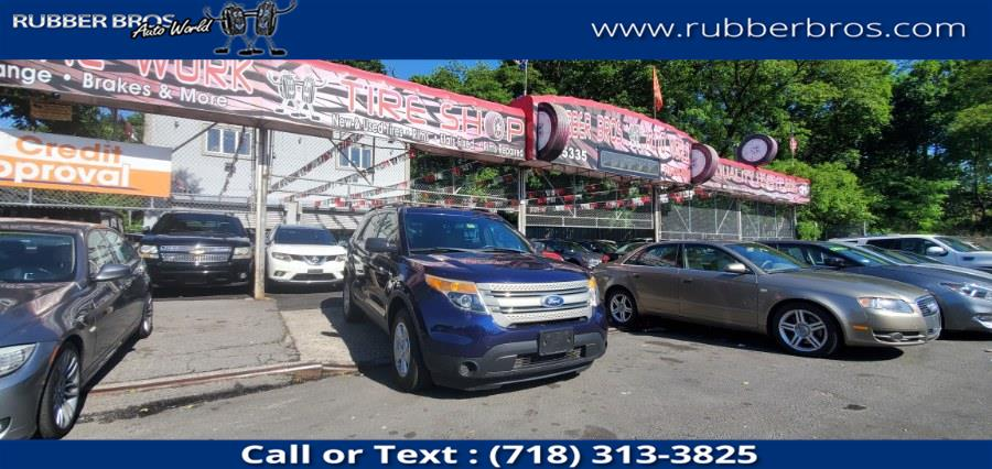 Used Ford Explorer 4WD 4dr Base 2011 | Rubber Bros Auto World. Brooklyn, New York