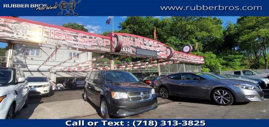 Used Dodge Grand Caravan 4dr Wgn SE 2012 | Rubber Bros Auto World. Brooklyn, New York