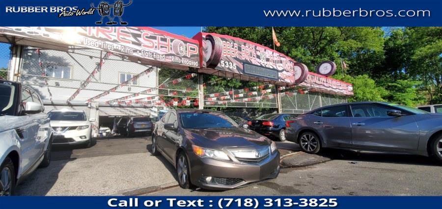 Used Acura ILX 4dr Sdn 2.0L Premium Pkg 2013 | Rubber Bros Auto World. Brooklyn, New York