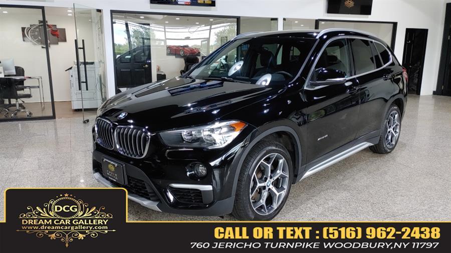 Used BMW X1 xDrive28i Sports Activity Vehicle 2018 | Dream Car Gallery. Woodbury, New York