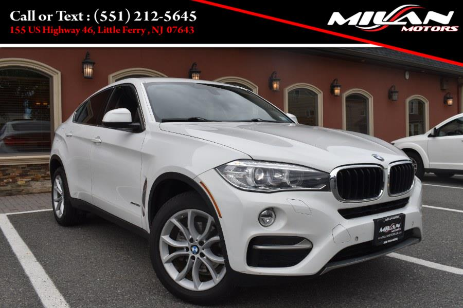 Used BMW X6 AWD 4dr xDrive35i 2016   Milan Motors. Little Ferry , New Jersey