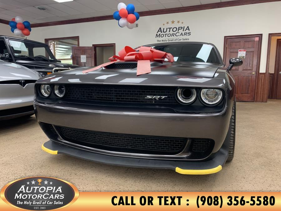 Used Dodge Challenger 2dr Cpe SRT Hellcat 2016 | Autopia Motorcars Inc. Union, New Jersey