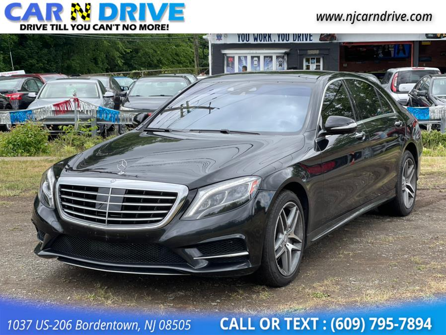 Used Mercedes-benz S-class S550 4MATIC 2015   Car N Drive. Bordentown, New Jersey