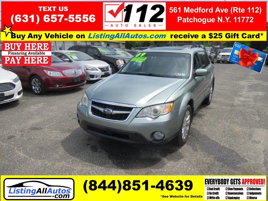 Used 2009 Subaru Outback in Patchogue, New York | www.ListingAllAutos.com. Patchogue, New York