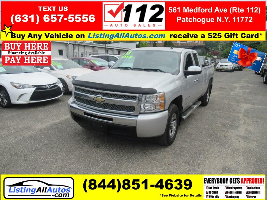 Used 2010 Chevrolet Silverado 1500 in Patchogue, New York   www.ListingAllAutos.com. Patchogue, New York