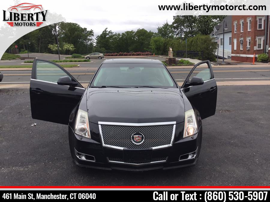 Used Cadillac CTS 4dr Sdn AWD w/1SB 2008   Liberty Motors. Manchester, Connecticut